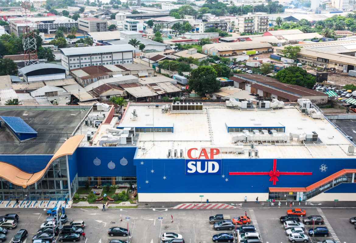 CAP SUD SHOPPING MALL